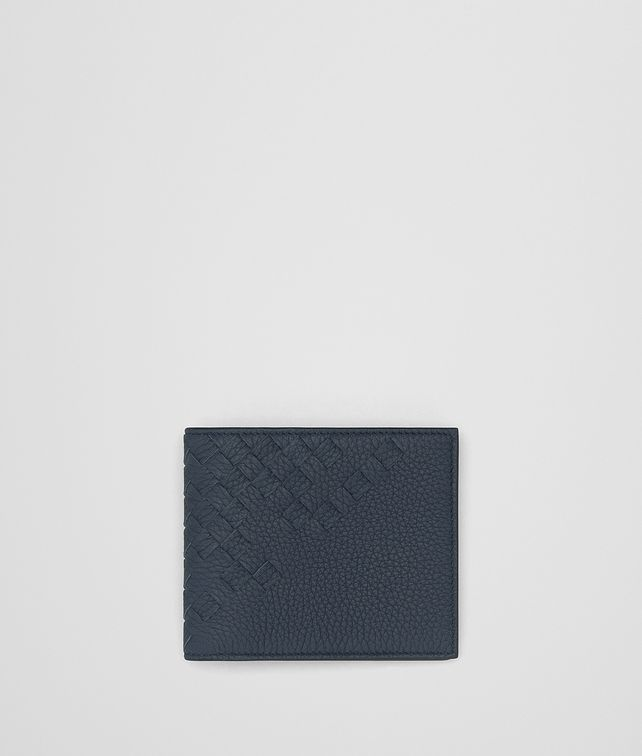 BOTTEGA VENETA DENIM CERVO WALLET Bi-fold Wallet [*** pickupInStoreShippingNotGuaranteed_info ***] fp
