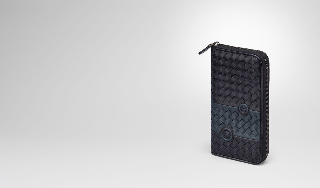 tourmaline nappa zip-around wallet landing
