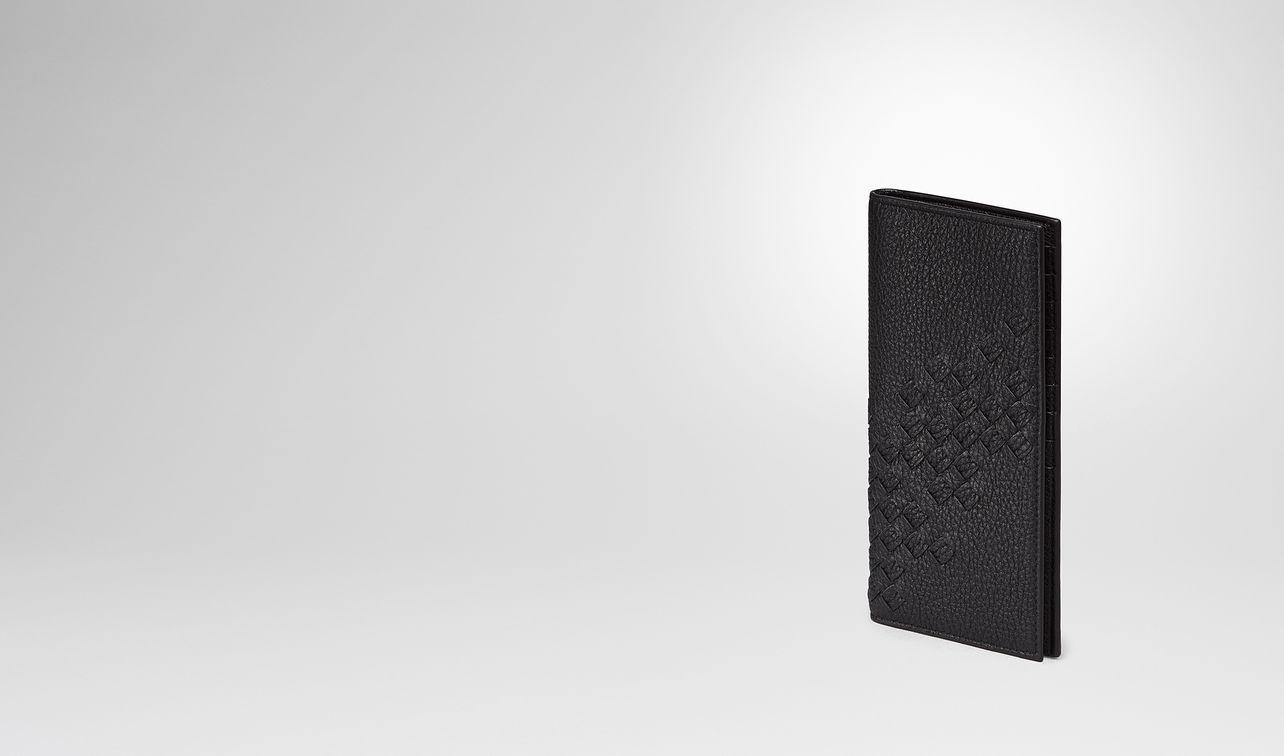 continental portemonnaie aus hirschleder in nero landing