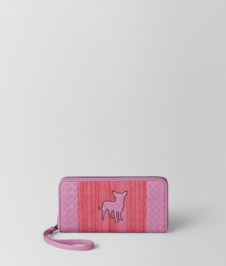 TWILIGHT NAPPA ZIP-AROUND WALLET