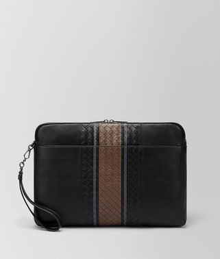 NERO VIALINEA CALF DOCUMENT CASE