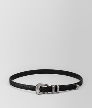 NERO FRENCH CALF BELT