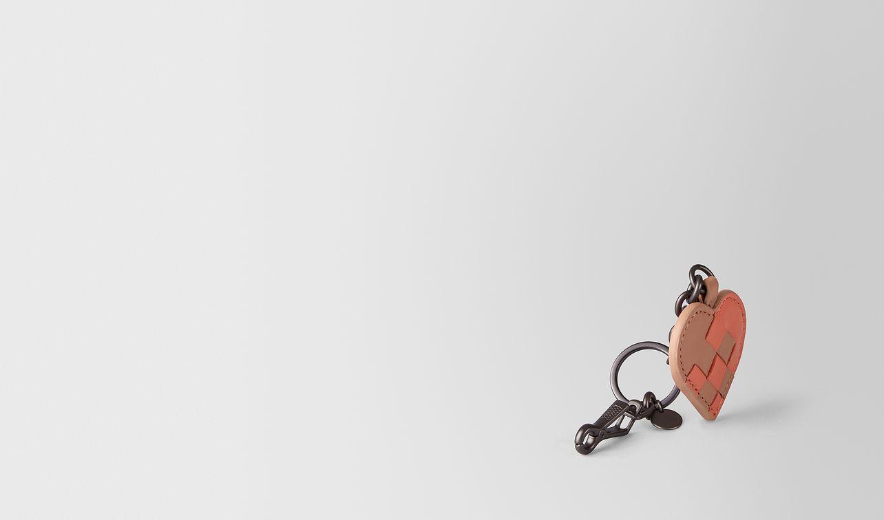 dahlia hibiscus intrecciato palio key ring landing