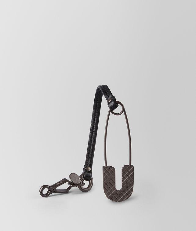 BOTTEGA VENETA SAFETY PIN CHARM Keyring or Bracelets E fp