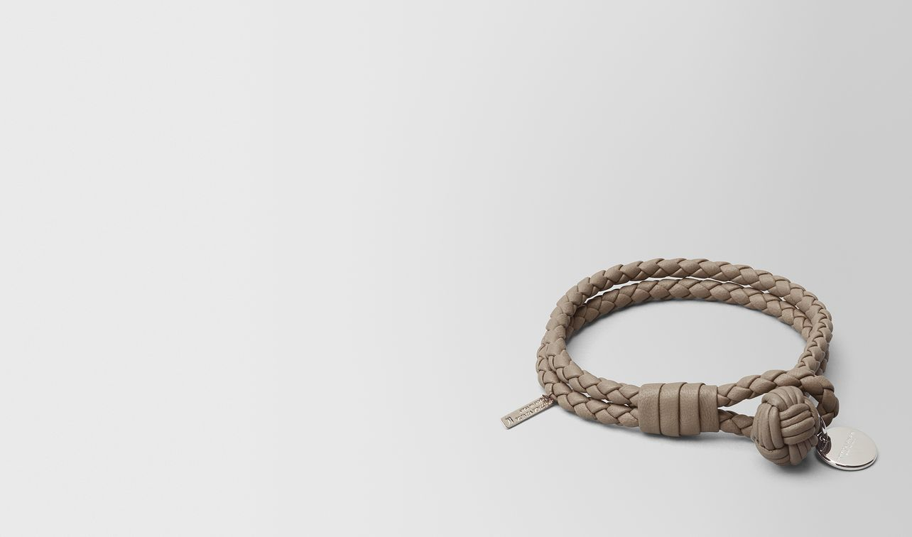 limestone intrecciato nappa bracelet landing