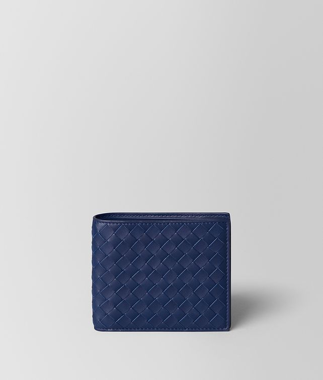 BOTTEGA VENETA ATLANTIC INTRECCIATO VN WALLET Bi-fold Wallet Man fp