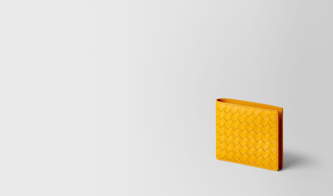 portemonnaie aus intrecciato vn in sunset landing
