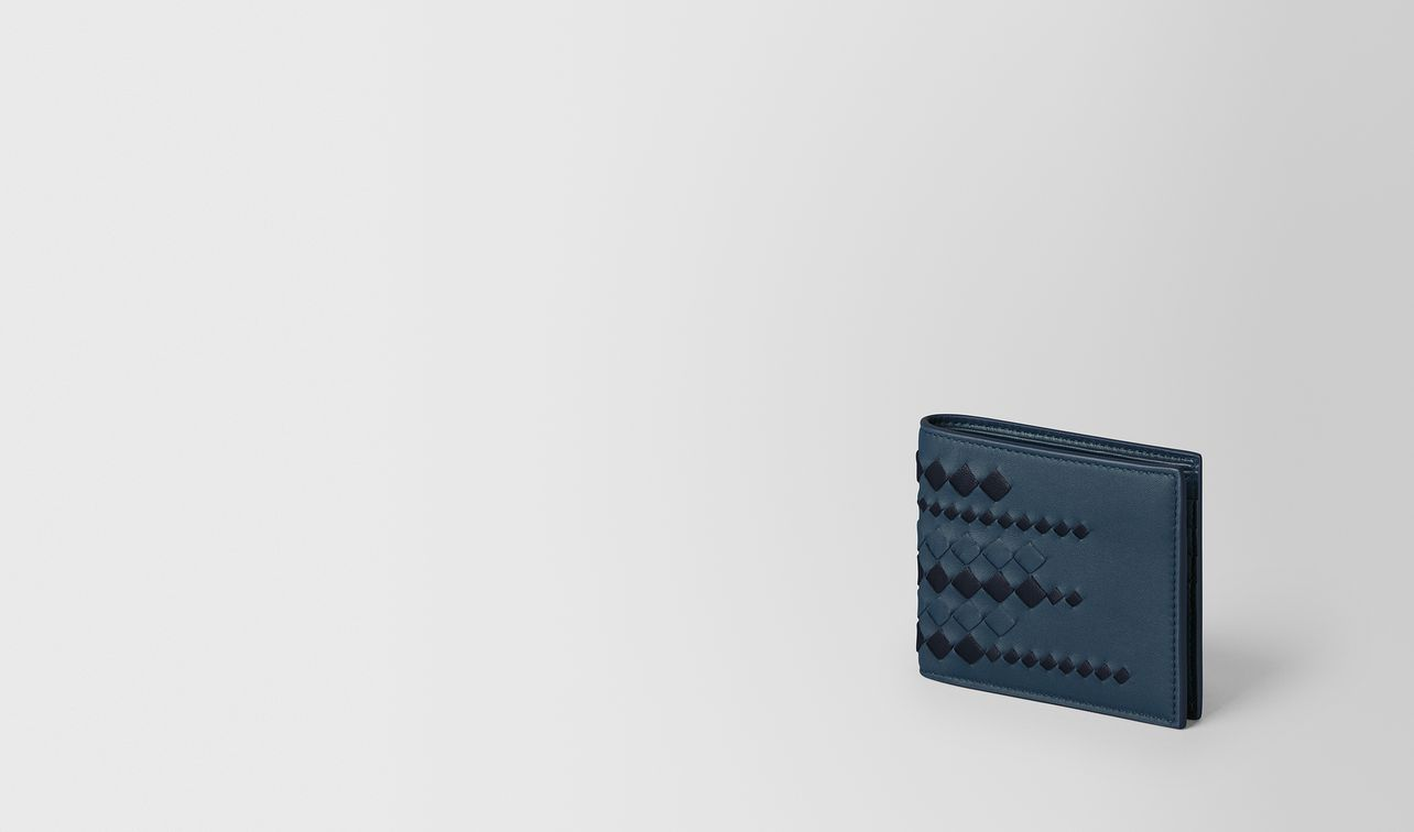 denim/tourmaline nappa wallet landing