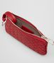 BOTTEGA VENETA CHINA RED INTRECCIATO NAPPA KEY HOLDER Keyring or Bracelets E ap