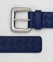 BOTTEGA VENETA ATLANTIC INTRECCIATO VN BELT Belt Man rp