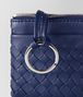 BOTTEGA VENETA ATLANTIC INTRECCIATO NAPPA KEY HOLDER Keyring or Bracelets E ep