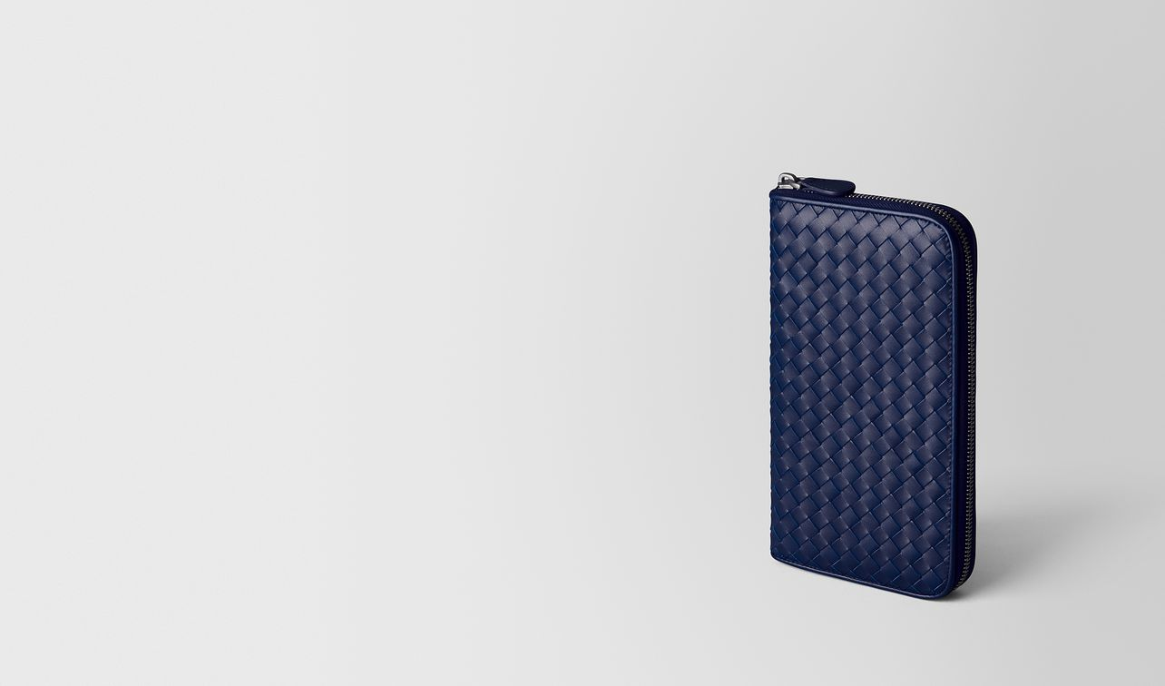 atlantic intrecciato vn zip around wallet landing