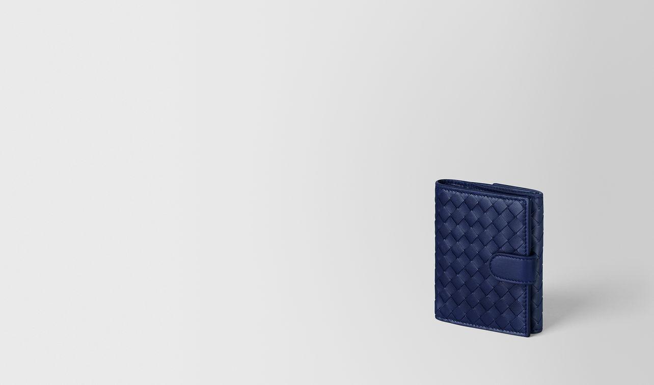 atlantic intrecciato nappa mini wallet landing