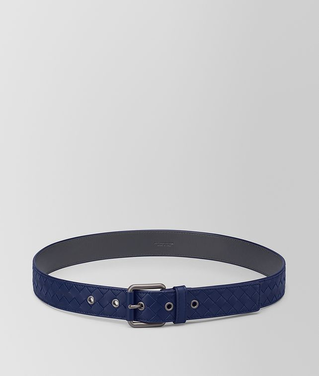 BOTTEGA VENETA ATLANTIC INTRECCIATO VN BELT Belt Man fp