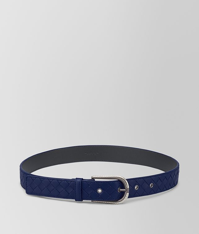 BOTTEGA VENETA ATLANTIC INTRECCIATO NAPPA BELT Belt [*** pickupInStoreShipping_info ***] fp