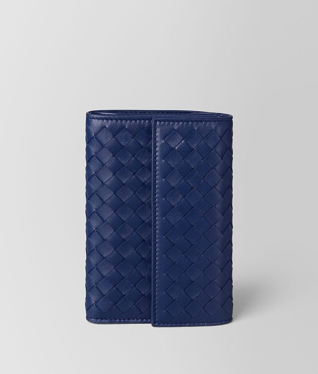 BOTTEGA VENETA ATLANTIC INTRECCIATO NAPPA WALLET Continental Wallet [*** pickupInStoreShipping_info ***] fp