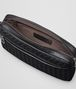 BOTTEGA VENETA NERO INTRECCIATO CALF SMALL CITYDOC Document case Man dp