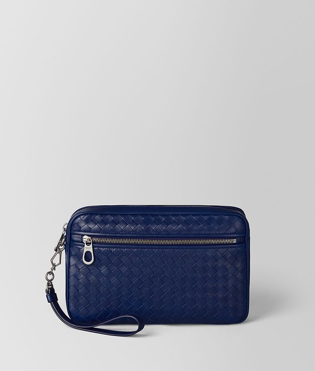 BOTTEGA VENETA ATLANTIC INTRECCIATO CALF SMALL CITYDOC Document case [*** pickupInStoreShippingNotGuaranteed_info ***] fp