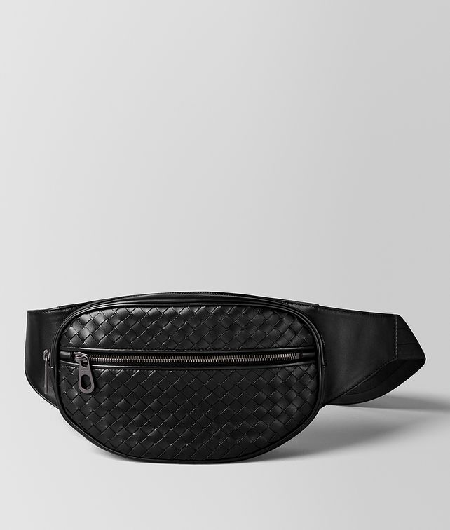 BOTTEGA VENETA NERO INTRECCIATO VN BELT BAG Belt Bag Man fp