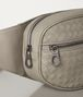 BOTTEGA VENETA DARK CEMENT INTRECCIATO VN BELT BAG Belt Bag Man ep
