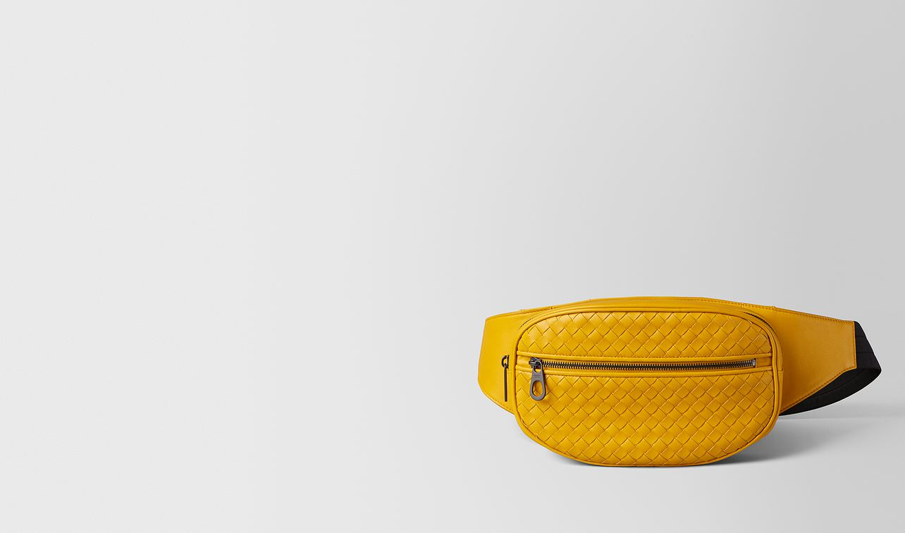 sunset intrecciato vn belt bag landing
