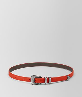 TERRACOTTA CALF BELT