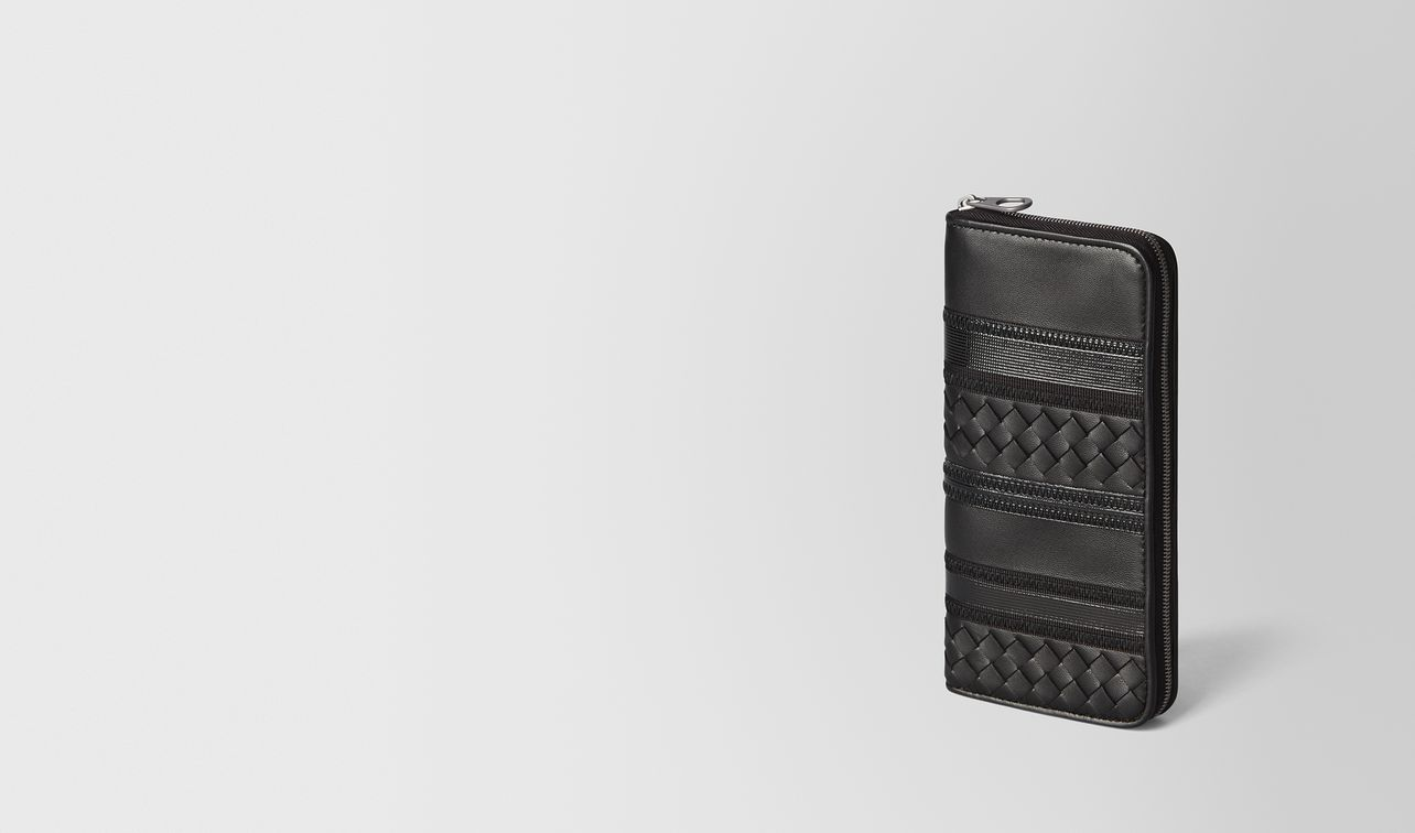 nero nappa zip around wallet landing