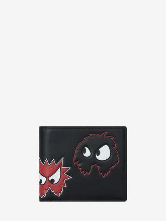 """Rave Monster"" Fold Wallet"