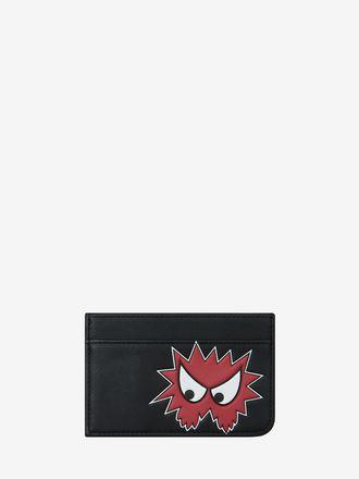 """Rave Monster"" Cardholder"