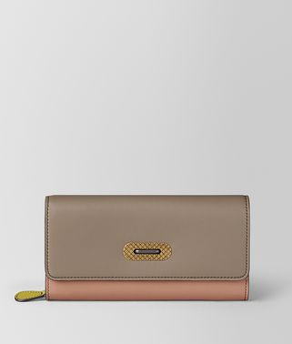 MULTICOLOR NAPPA CONTINENTAL WALLET