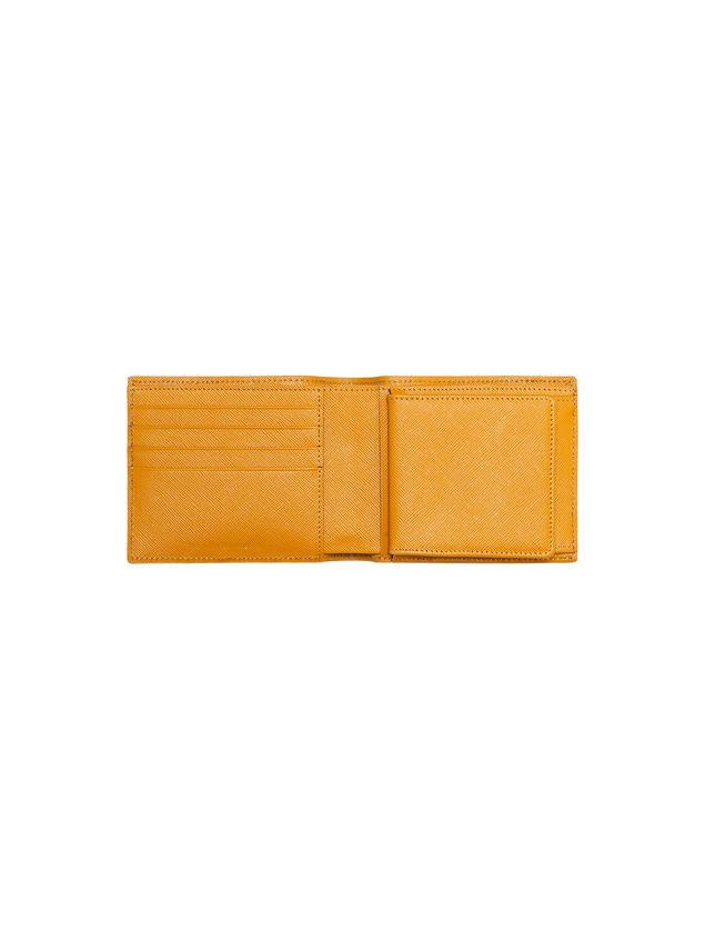 Marni Bi-fold wallet in Saffiano calfskin Man - 2
