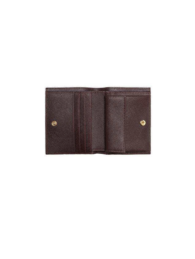 Marni Bi-fold wallet in Saffiano calfskin Woman - 4
