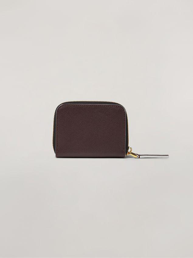 Marni Portemonnaie aus Saffiano-Kalbsleder Damen