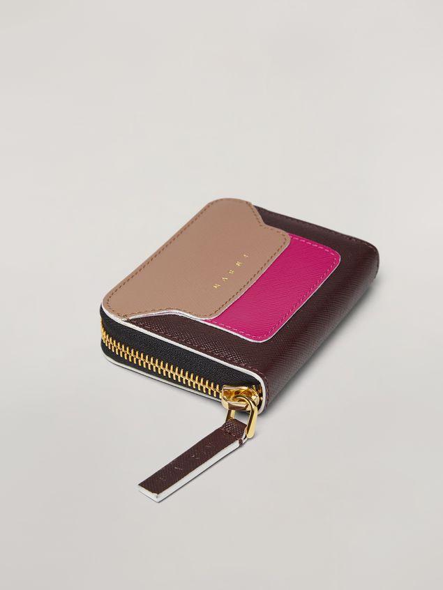 Marni Portemonnaie aus Saffiano-Kalbsleder Damen - 4