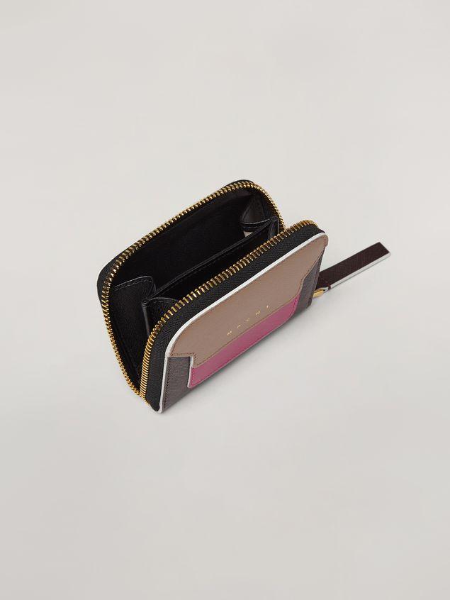 Marni Portemonnaie aus Saffiano-Kalbsleder Damen - 2