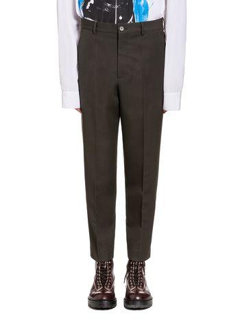 Marni Pants in wool gabardine Man