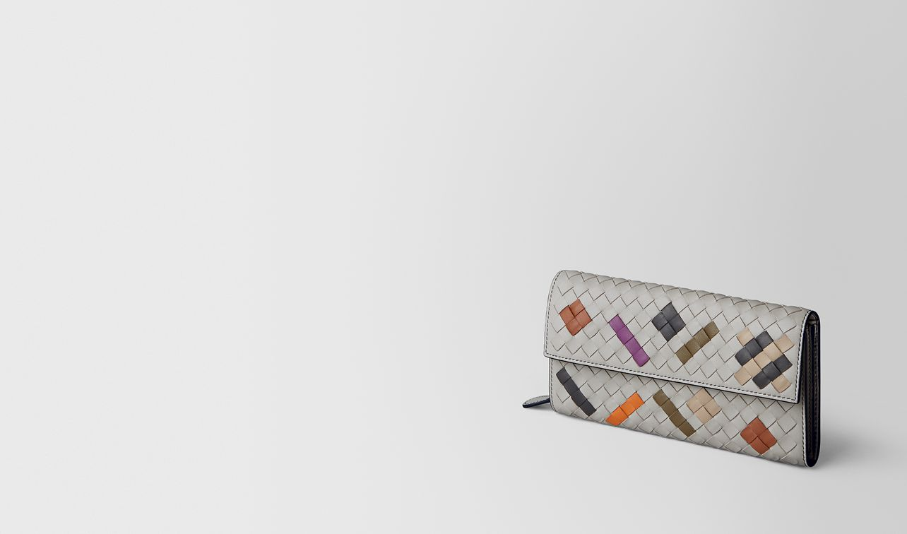 cement intrecciato abstract continental wallet landing