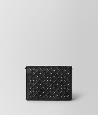 NERO NAPPA CATENA CHAIN WALLET