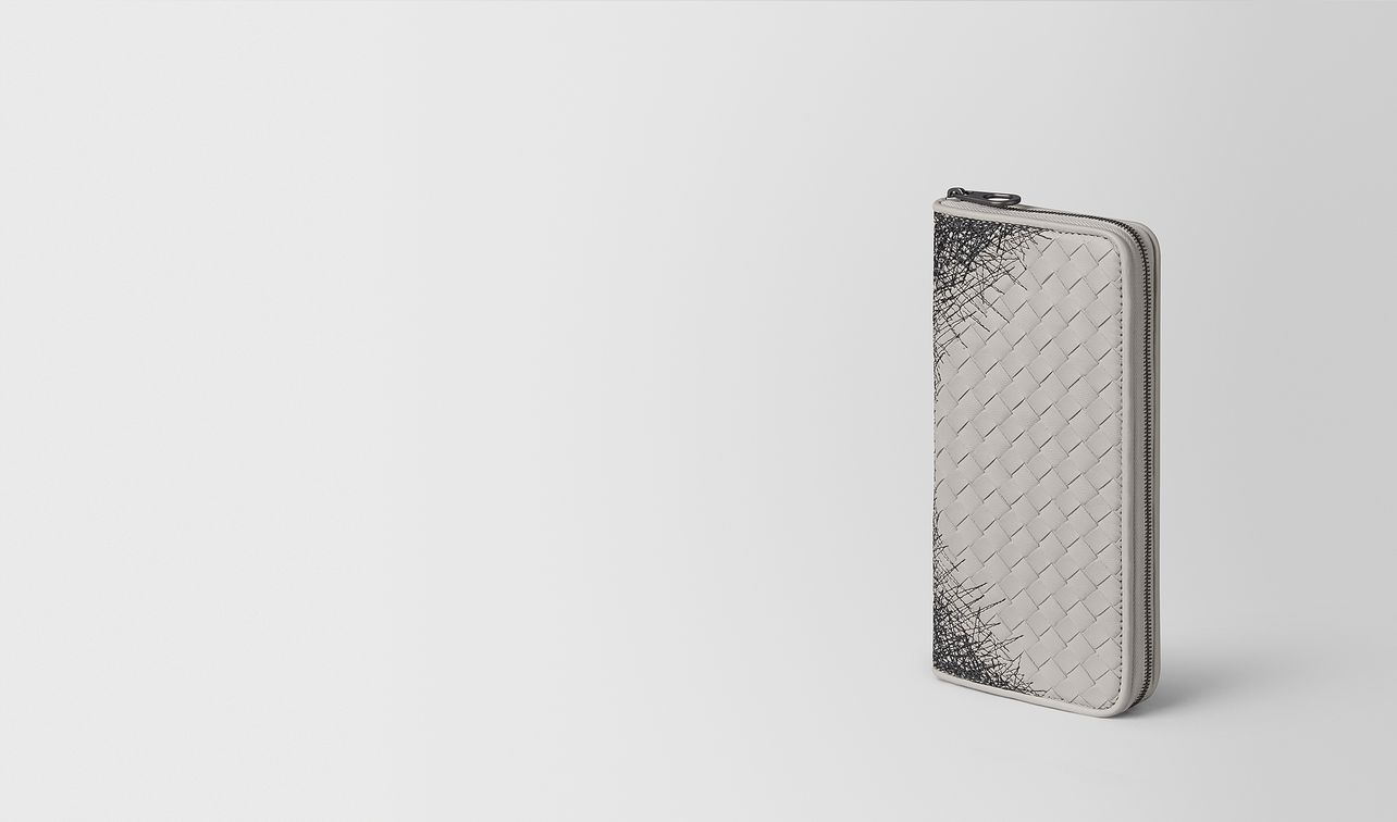 cement intrecciato scribble 18 zip around wallet landing