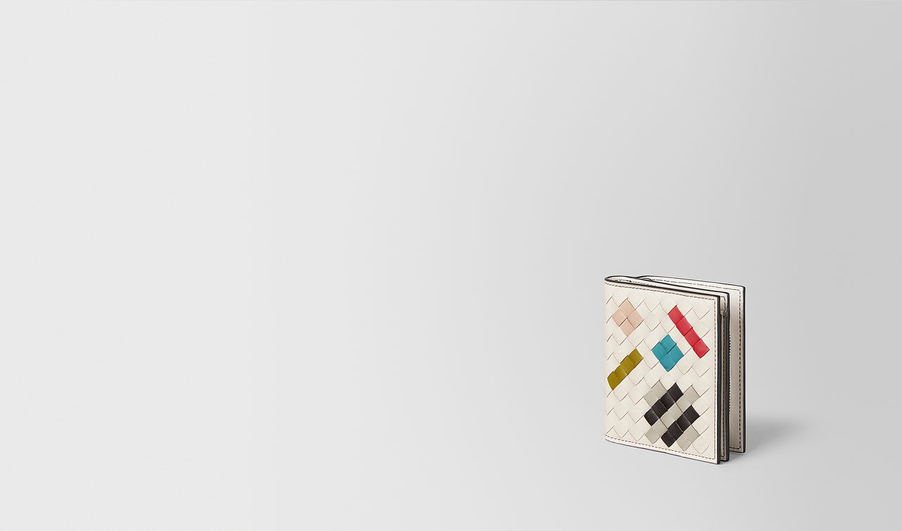 mist intrecciato abstract mini wallet landing