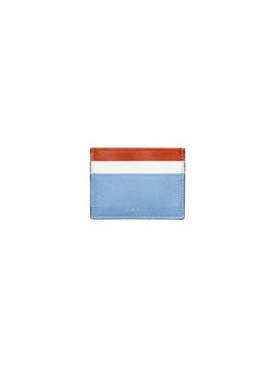 Marni Saffiano calfskin card holder Woman