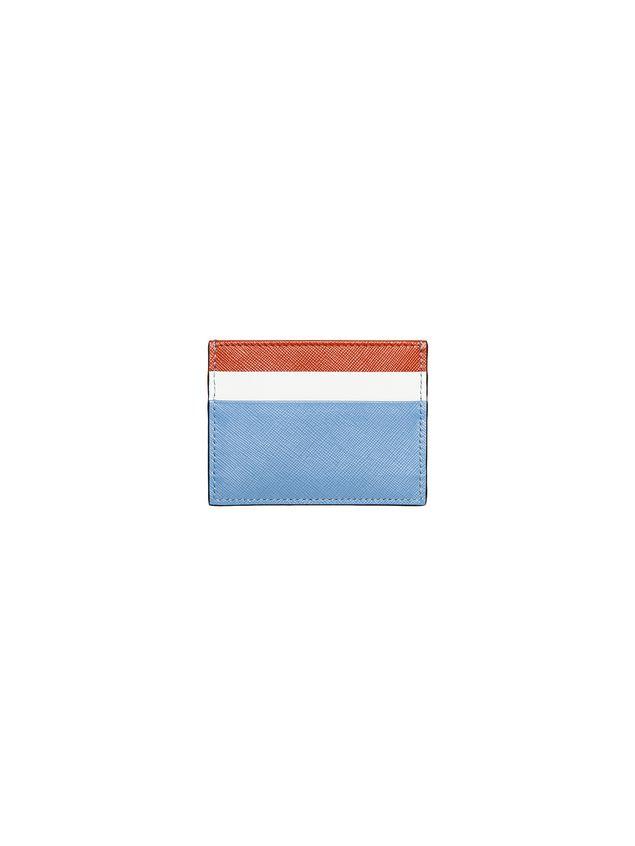 Marni Credit card case in saffiano leather Woman - 3