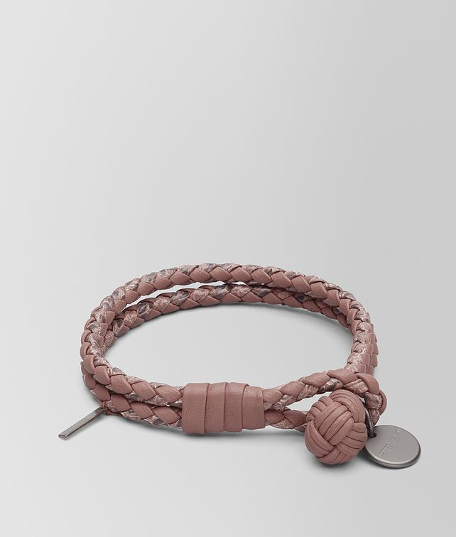 BOTTEGA VENETA BRACELET IN INTRECCIATO AYERS Other Accessories E fp
