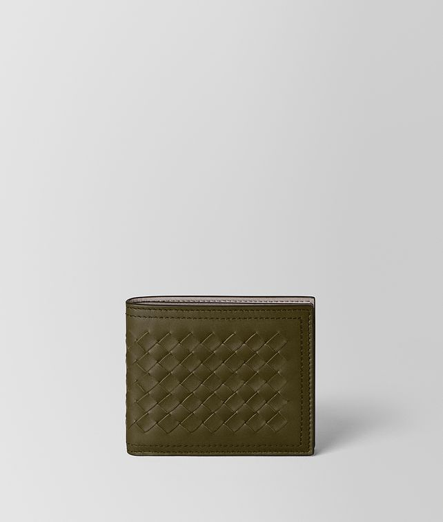 BOTTEGA VENETA BILLFOLD IN INTRECCIATO VN Bi-fold Wallet [*** pickupInStoreShippingNotGuaranteed_info ***] fp