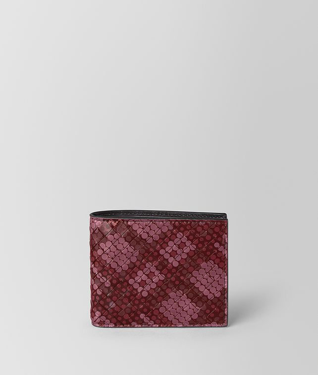 BOTTEGA VENETA BILLFOLD IN TARTAN DOTS Small Wallet [*** pickupInStoreShippingNotGuaranteed_info ***] fp