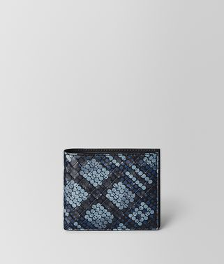 BILLFOLD IN TARTAN DOTS