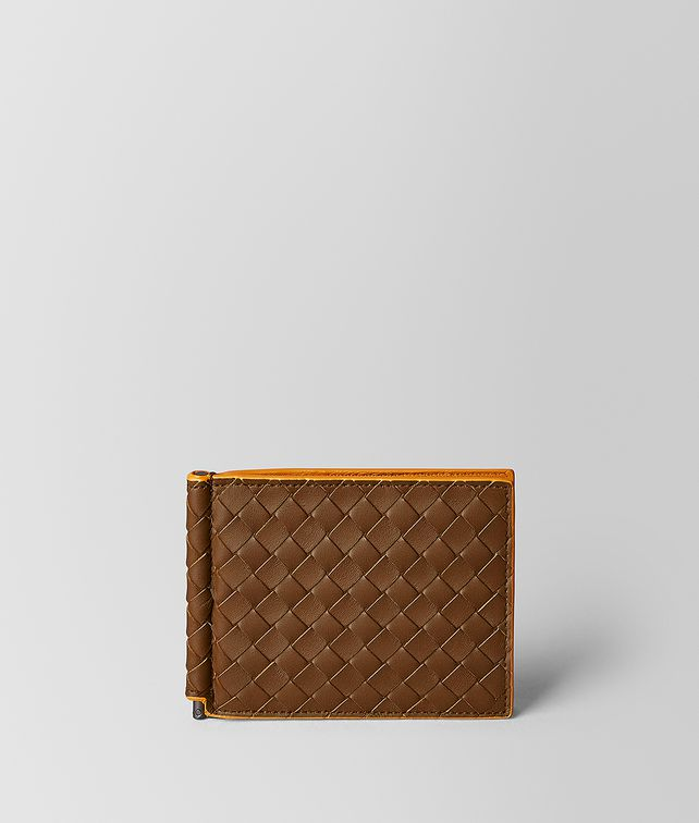 BOTTEGA VENETA BILLFOLD IN INTRECCIATO VN AND NAPPA Small Wallet [*** pickupInStoreShippingNotGuaranteed_info ***] fp