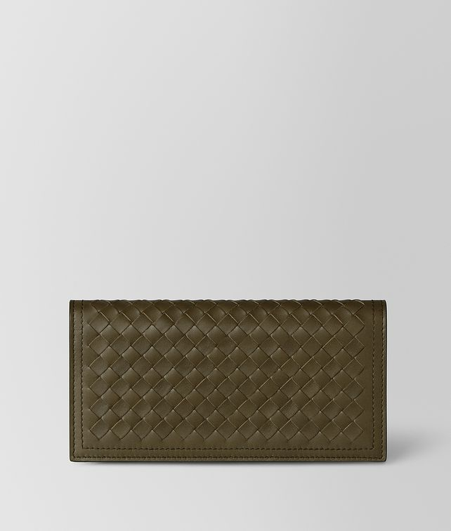 BOTTEGA VENETA BILLFOLD IN NAPPA BICOLOR Continental Wallet [*** pickupInStoreShippingNotGuaranteed_info ***] fp