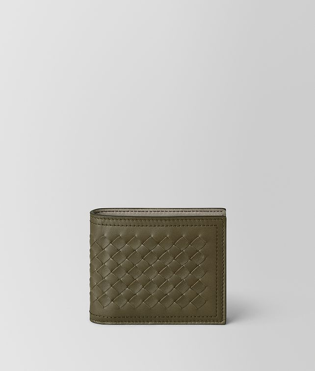 BOTTEGA VENETA BILLFOLD IN INTRECCIATO VN Small Wallet [*** pickupInStoreShippingNotGuaranteed_info ***] fp