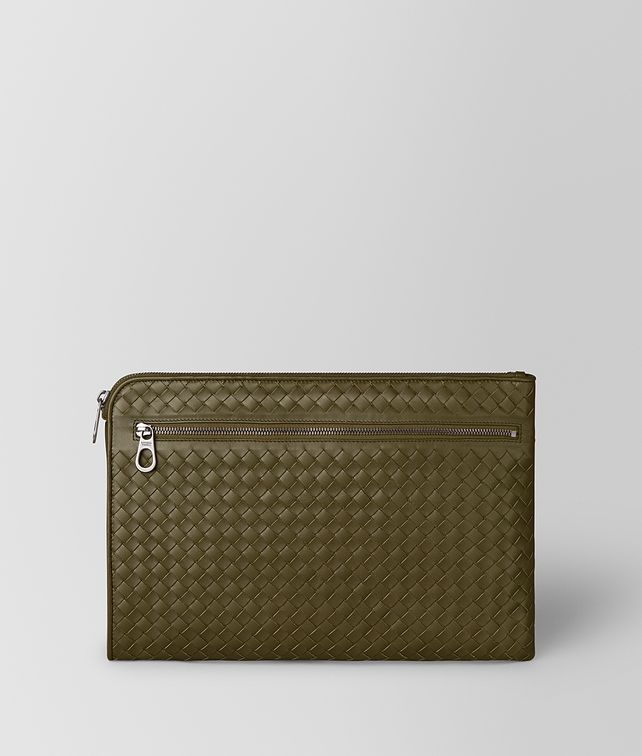 BOTTEGA VENETA SMALL URBANDOC IN INTRECCIATO VN Document case Man fp